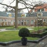 Hofje van Staats in Haarlem