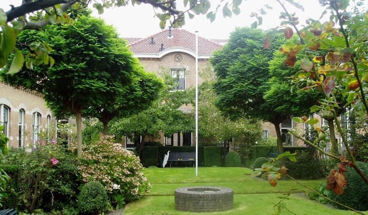 Zuiderhofje in Haarlem
