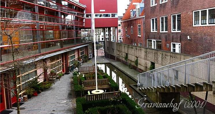 gravinnehof of hofje van de 21ste eeuw