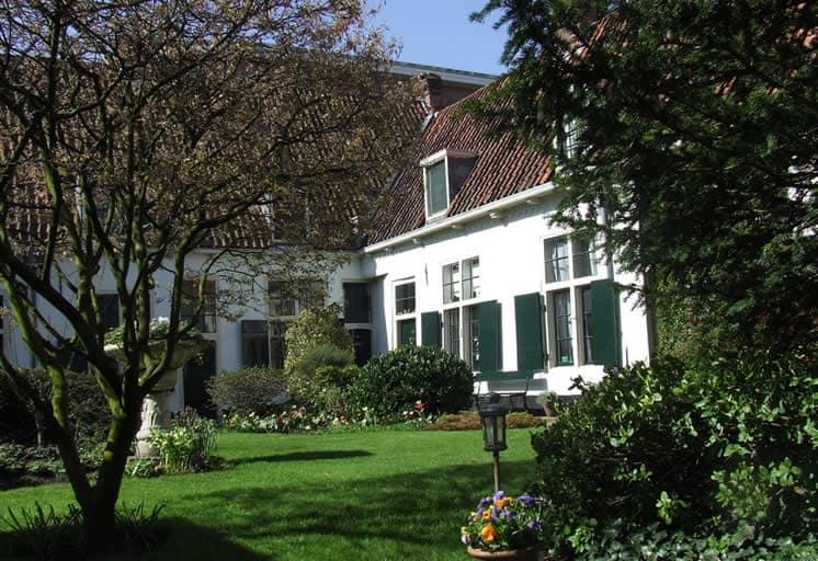 Hofje de Bakenesserkamer Haarlem