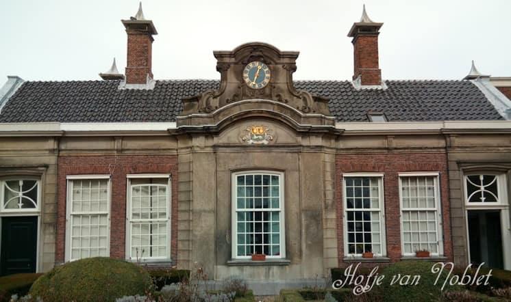 Haarlems Hofje van Noblet