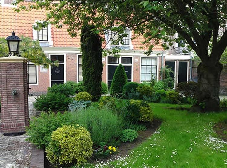 Luthers hofje Haarlem