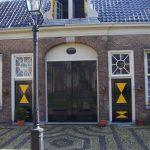 Hofje van Staats, Haarlem, Mortuarium