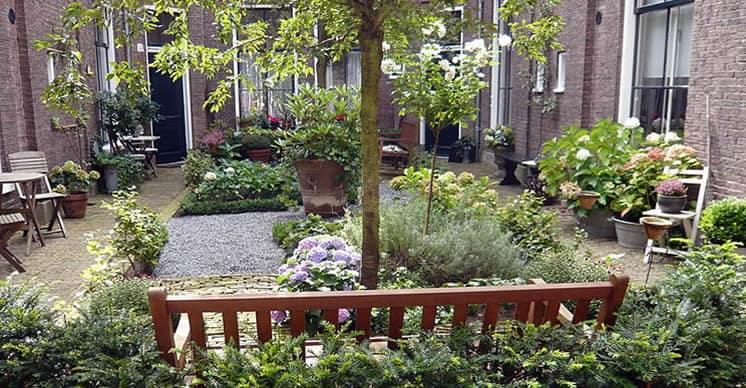 Wijnbergshofje Haarlem